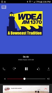 WDEA AM 1370 - A Downeast Tradition - náhled