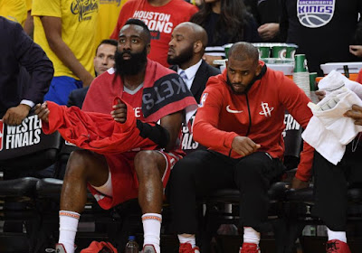 En plus de leur défaite, les Houston Rockets perdent un élément-clé de leur équipe