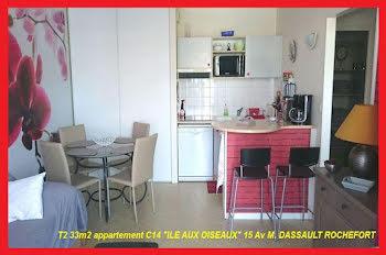 appartement à Rochefort (17)