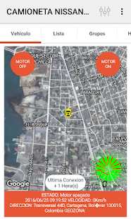 Gts Tracker 1.0 - náhled