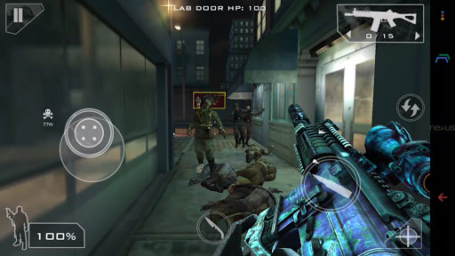 Green Force: Zombies HD  screenshots 11