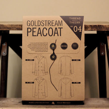 Goldstream Peacoat no. 04