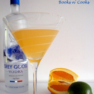 Citrus Martini Recipes.