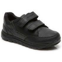 Geox Xunday Shoes SCHOOL VELCRO