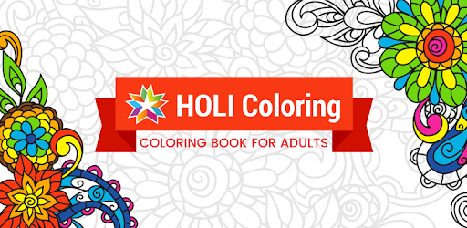 Coloring Book For Adults Holicoloring Apps On Google Play