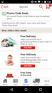 Safeway Delivery- screenshot thumbnail