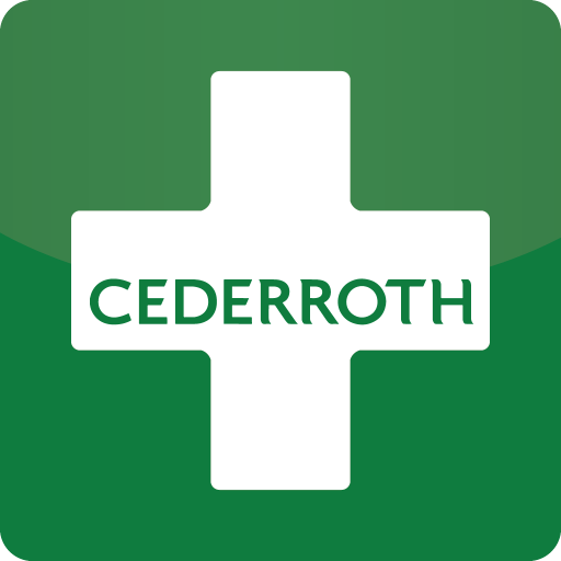 Cederroth First Aid (app)