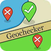 Geochecker - verify geocache coordinates on the go