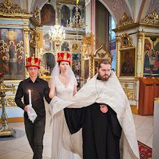 Wedding photographer Vladimir Komarov (komarov). Photo of 26.09.2013
