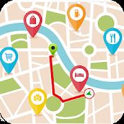 World Map Offline - 3D Street View & Maps