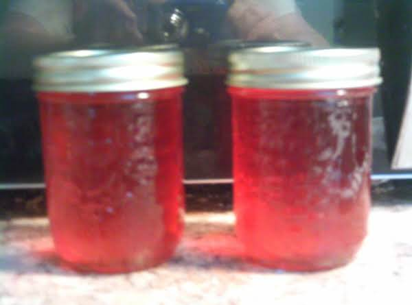 Grace123's Apple/cinnamon Jelly