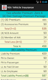 Vehicle Insurance Calculator App Download For Android 5