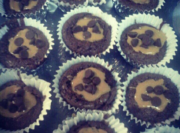Peanut Butter Chocolate Chip Brownies Recipe