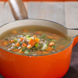 Pearl Barley Soup With Vegetables Recipes