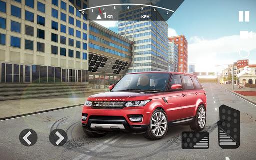 Crazy Car Driving & City Stunts: Rover Sport 1.8 Screenshots 12