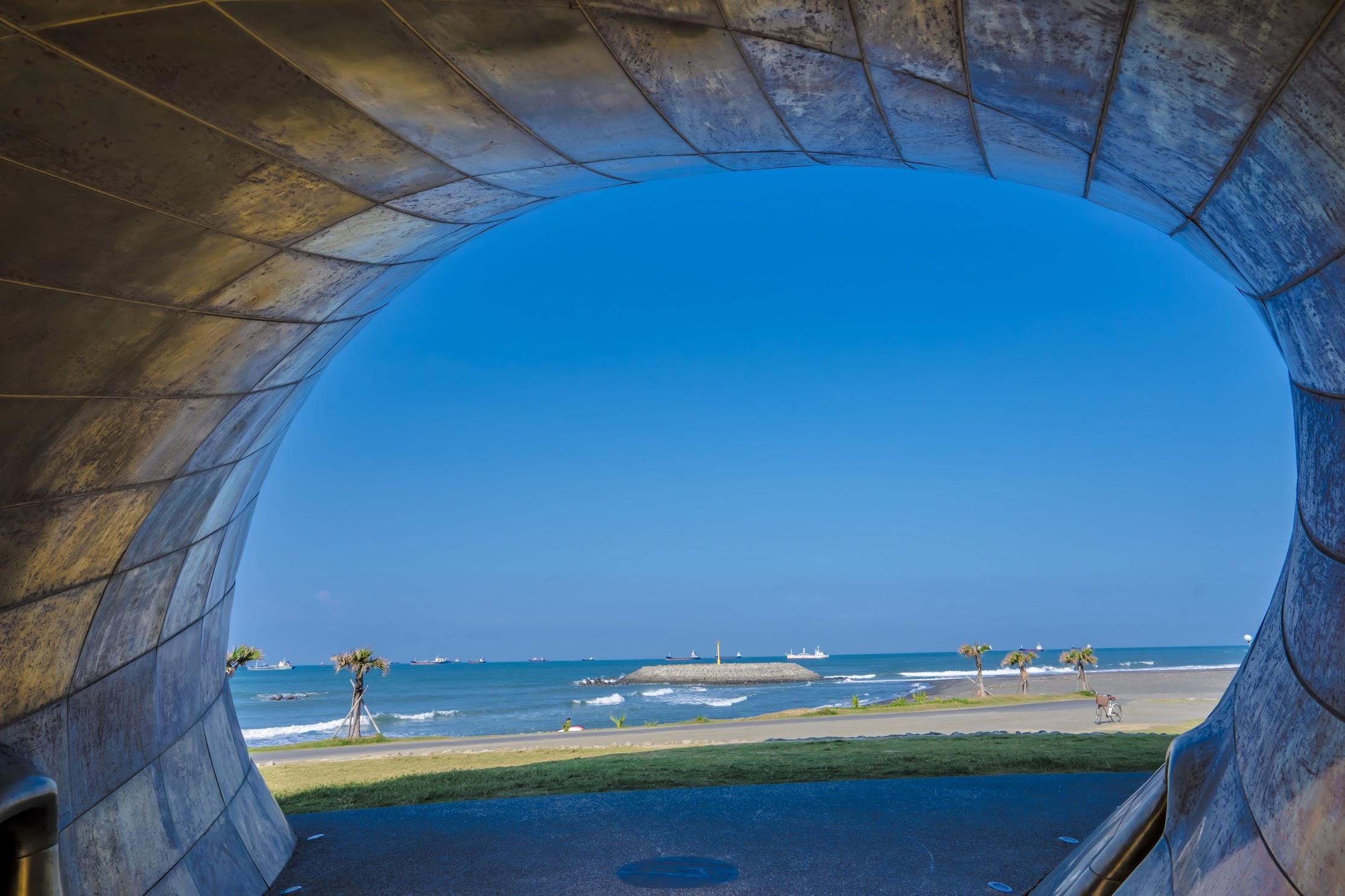 Kaohsiung Cijin Seashore Park5