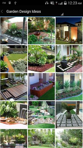 Garden Design Decoration Ideas