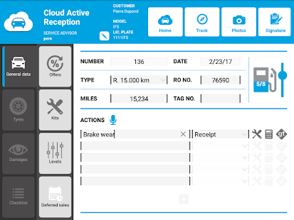 Cloud Active Reception - náhled