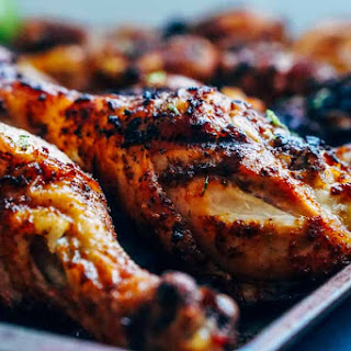 Chili Lime Chicken Drumsticks with Avocado Oil [Recipe].