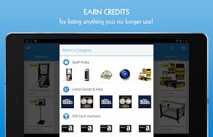 Screenshot of Listia - Get Free Stuff & Sell