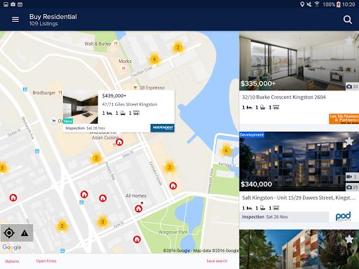 allhomes.com.au Screenshot
