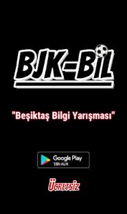 Beşiktaşlılara Özel Bilgi Yarışması : BJK-Bil - náhled
