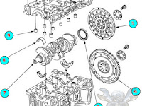 Diagram Of Honda Crv Engine