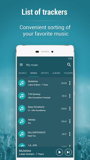 music tracks