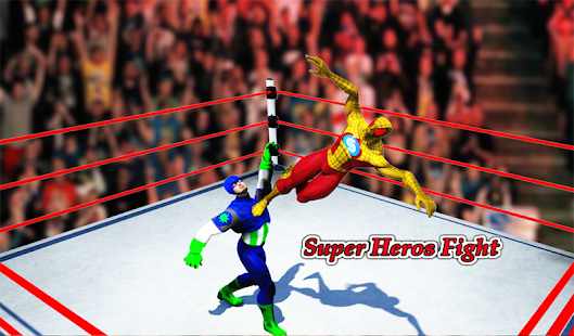 [Download Grand Superheroes Ring Battle for PC] Screenshot 19