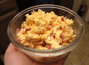Skinny Pimento Cheese Recipe