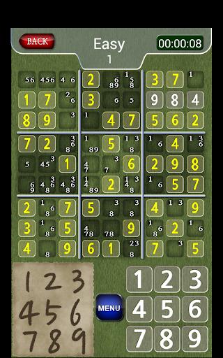 Sudoku Grandmaster