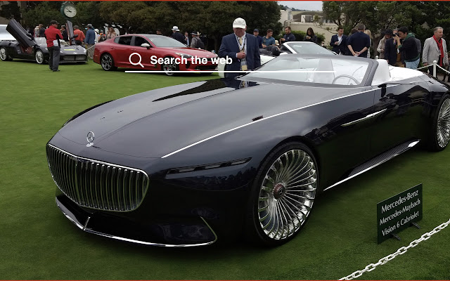 Maybach HD Wallpapers New Tab Theme