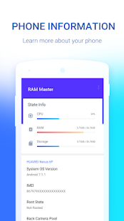RAM Master - Memory Optimizer - náhled