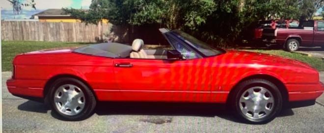 1991 Red Cadillac Allante Hire NY 11356