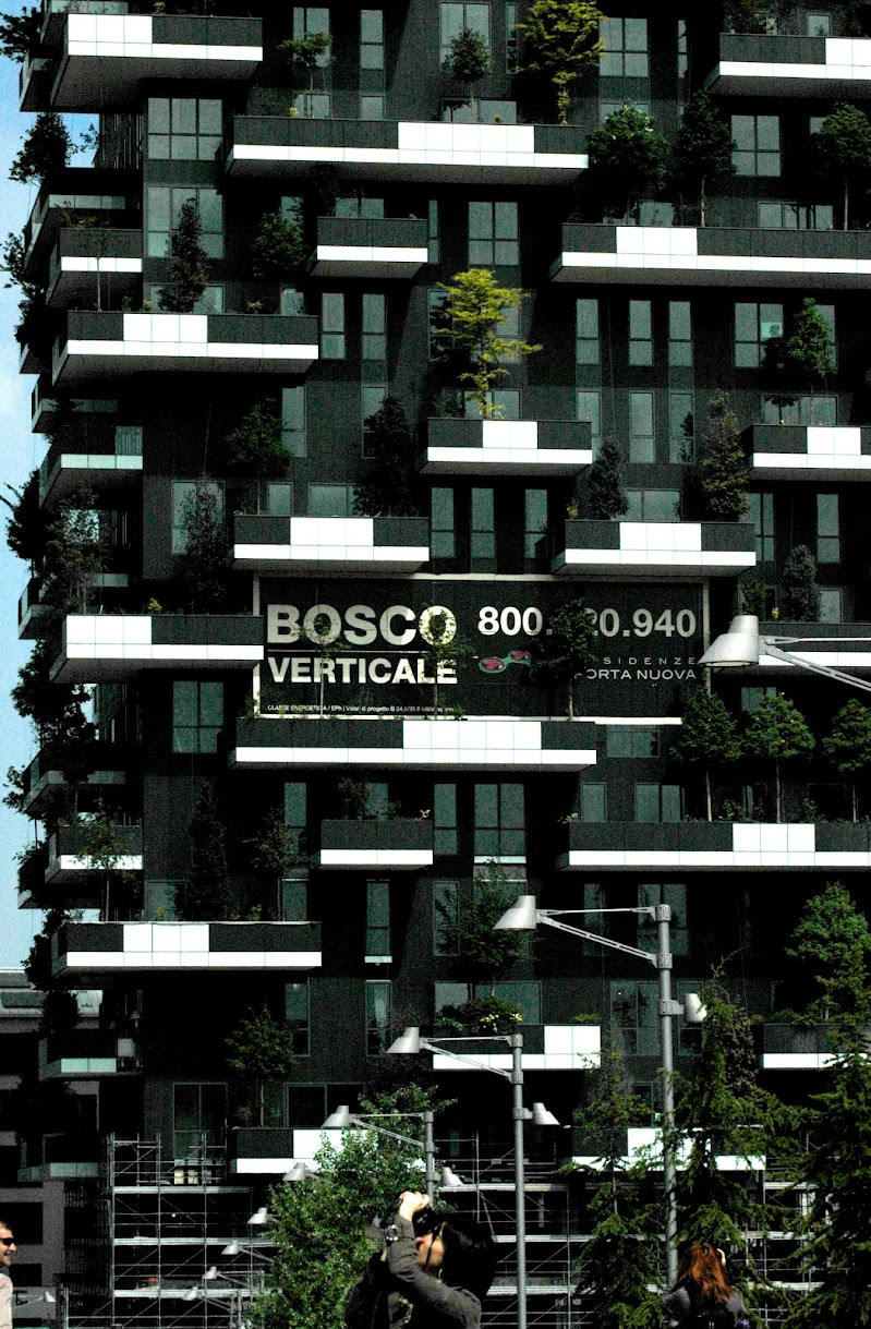 Bosco verticale a Milano di paolo_battilani