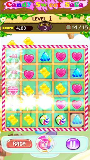 Candy Blast Saga