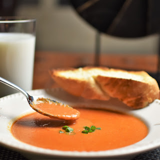 Creamy Tomato Soup that Warms the Soul