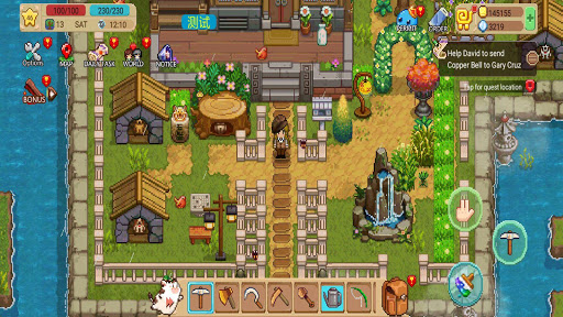 Harvest Town 1.3.7 screenshots 8