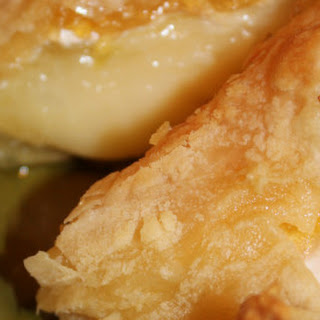 Pineapple Marmalade Brie.