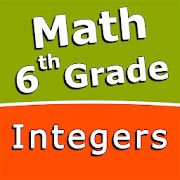 Operations with integers - 6th grade math skills
