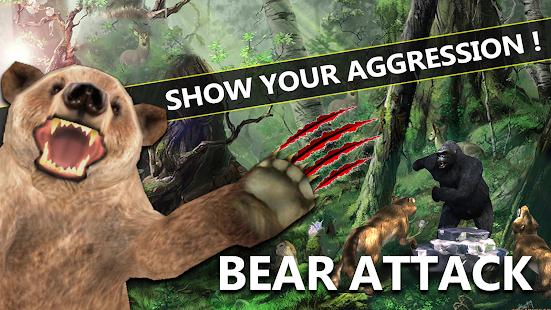 wild bear simulator 3d animal simulator slunečnice cz