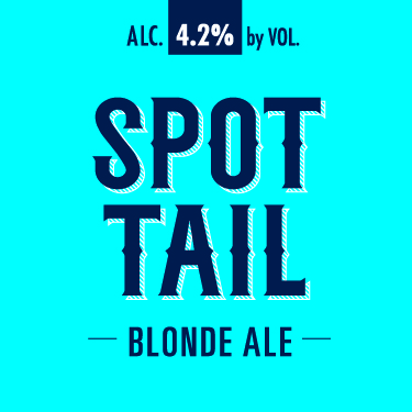 Logo of Eagle Creek Spot Tail Light Blonde Ale