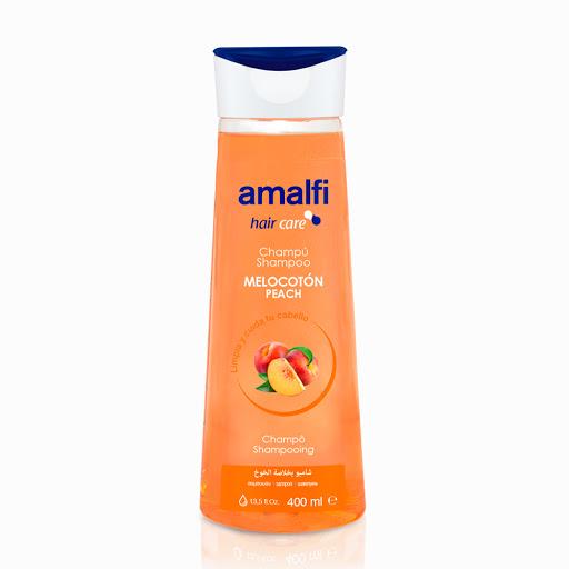 champú amalfi melocoton 400 ml