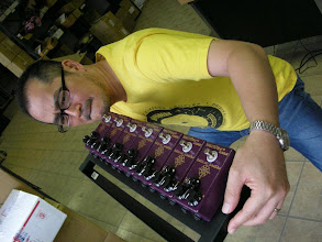 Photo: Prince of Tone on Pedaltrain mini with Eiji Kadota