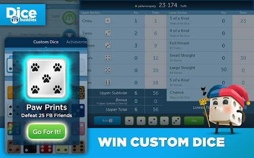 Download Dice With Buddies™ Free For PC Windows and Mac apk screenshot 11