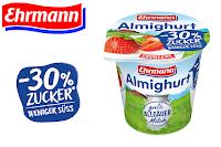 Angebot für Almighurt -30% Zucker im Supermarkt
