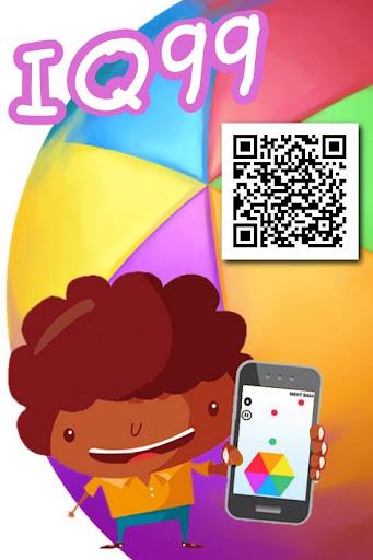 IQ 99 Free: Color Ball