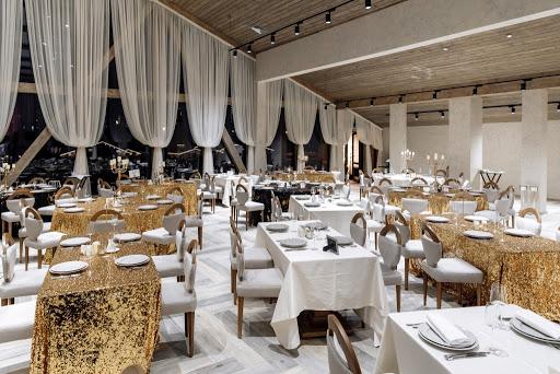 Свадебная площадка в «Видная усадьба» за городом в Подмосковье