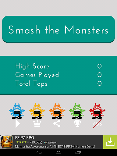 Smash the Monsters