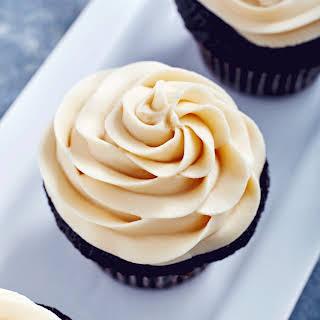 Coffee Mocha Cupcakes.